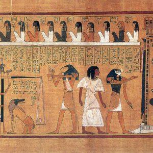 I geroglifici egizi